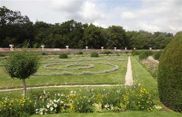 Jardin Diane de Poitiers