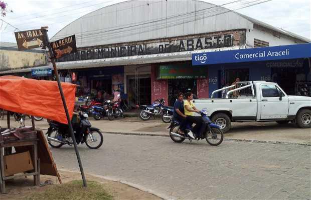 Mercado de Pilar