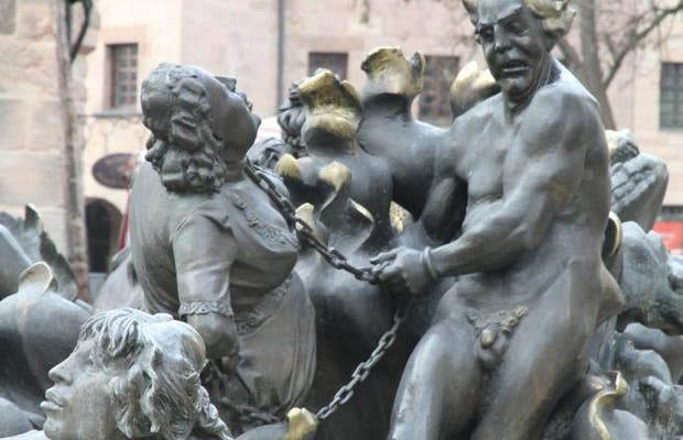 Fuente del Carrusel del Matrimonio (Ehekarussell)