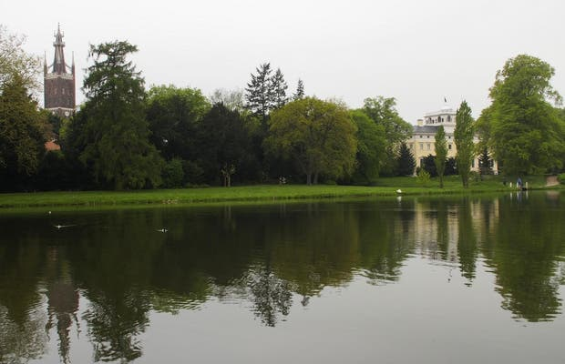 Reino de los jardines de Dessau-Wörlitz
