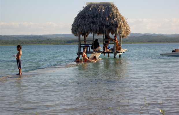 Lake Petén Itza