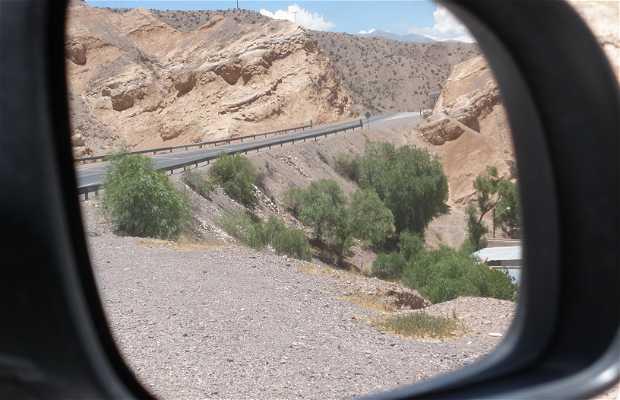 Ruta 9 entre Argentina y Bolivia