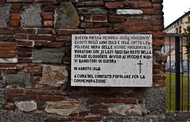 Esquina de Largo della Degazia - Via Stampace