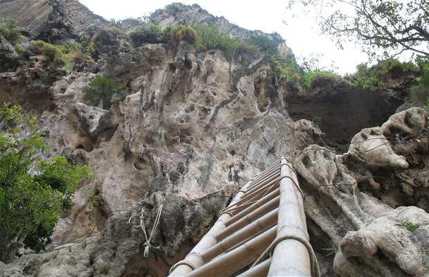 Tonsai Cliffs