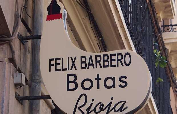 Felix Barbero Botas