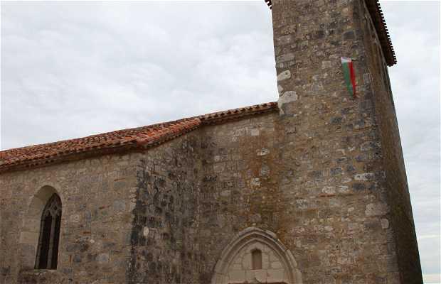 Eglise Sainte Foy-la-Jeune