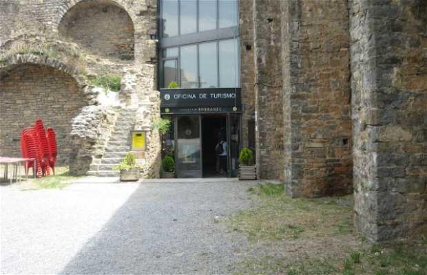 Oficina comarcal de turismo del sobrarbe en a nsa sobrarbe for Oficina de turismo huesca