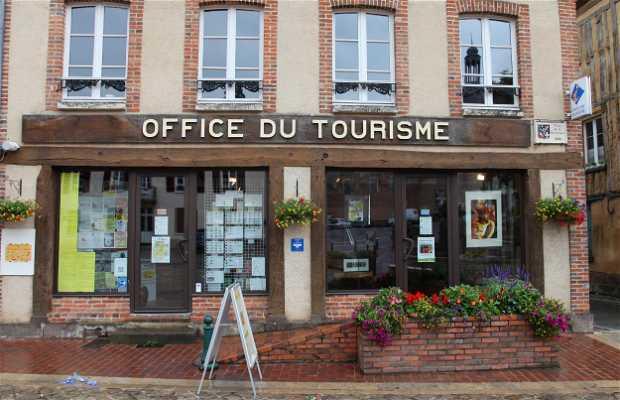 Office de tourisme de Saint Fargeau