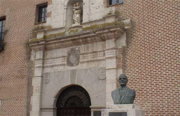 Monument de José A. González Caviedes