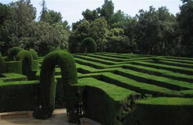 Parque Labirinto do Horta