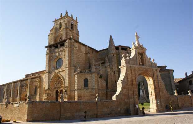 Church of Santa María la Real