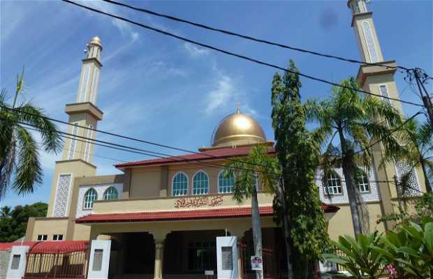 Mezquita Kampung Pulau