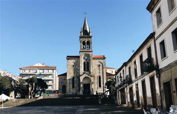 Iglesia de Santa María das Dores