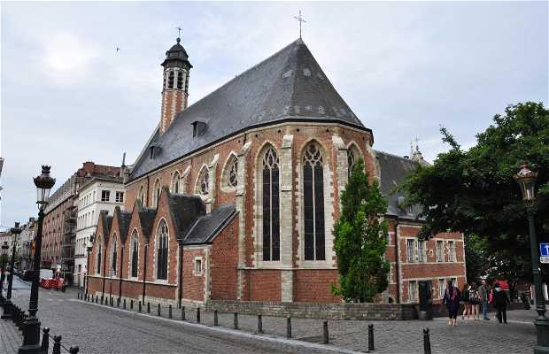 Iglesia de Santa María Magdalena - Chapelle de la Madeleine