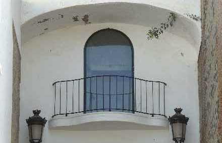 Royal Gate of the Villa