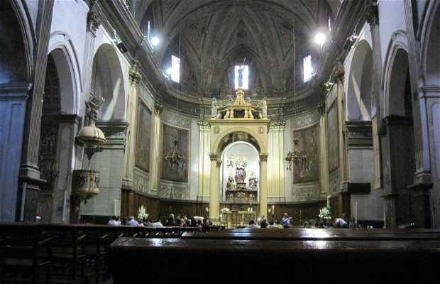 Basilique de Sainte Marie
