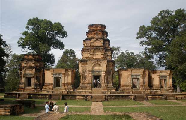 Temple Prasat Kravan