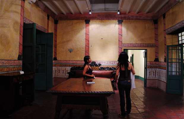 Antigua taberna Queirolo