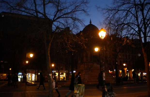 Plaza de los inocentes