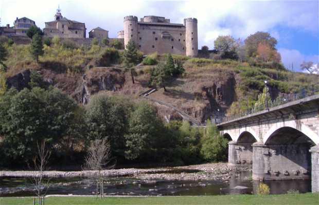 Château des Comtes de Benavente