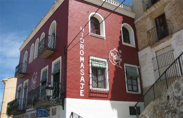 """Apartamentos """"El Delfín""""-Baños de Mula-"""