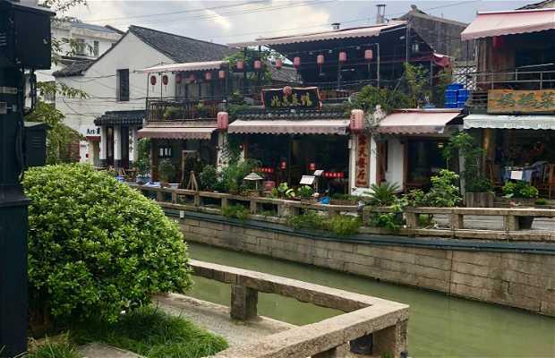 Lvyang Hundun Lindun Road