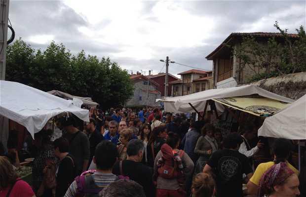 Mercado Medieval de Porrúa