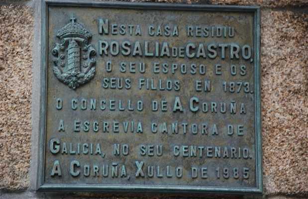 Rosalía de Castro House