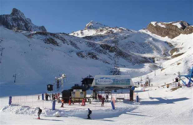 Candanchú ski resort