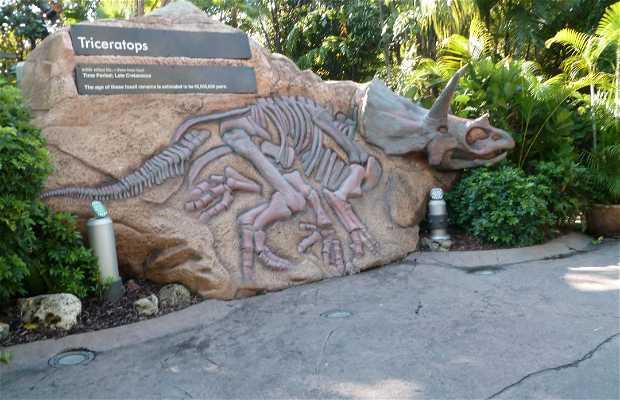 Aventura no Rio de Jurassic Park (Jurassic Park River Adventure)