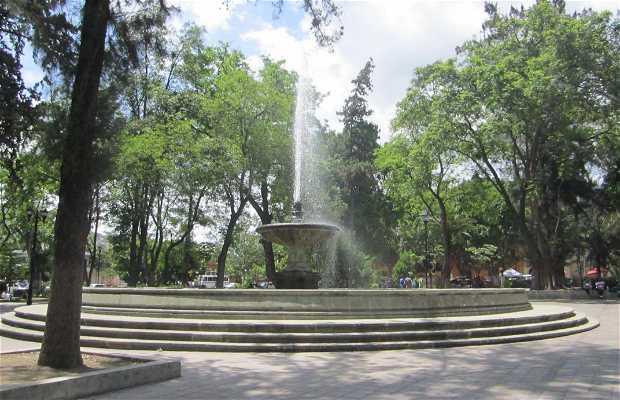 Parque Paseo Juarez