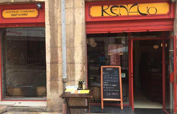 Creperie bretonne kenavo