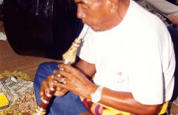 Folclore en Kota Bharu