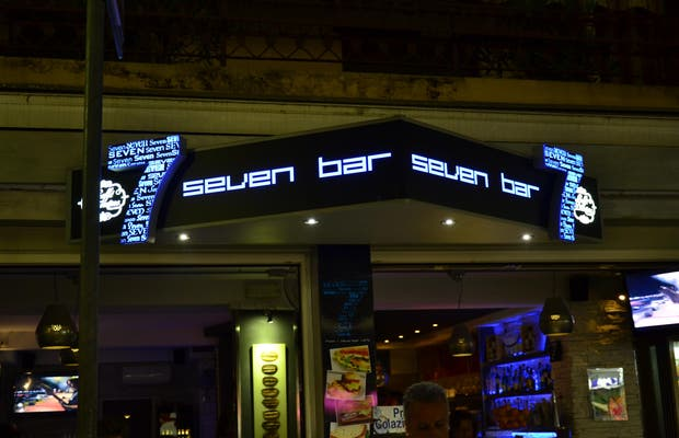 7 Bar