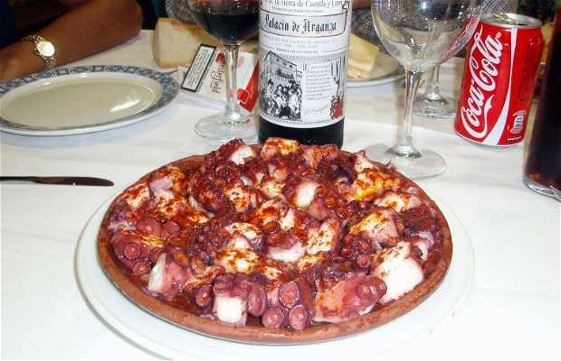 Restaurante Tres Portiñas