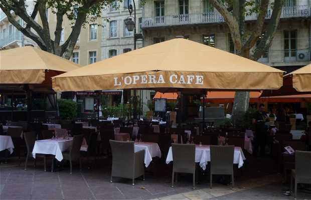 L'opéra café