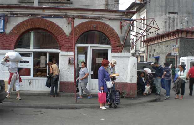 Mercado de Calea Victoriei