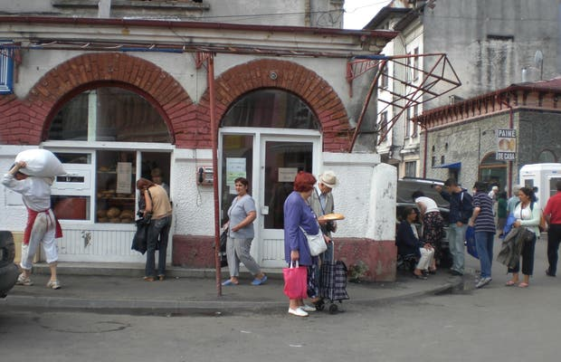 Mercato di Calea Victoriei