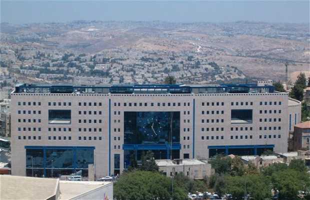 Station de Bus Jérusalem