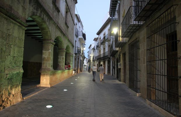 Calle Puríssima