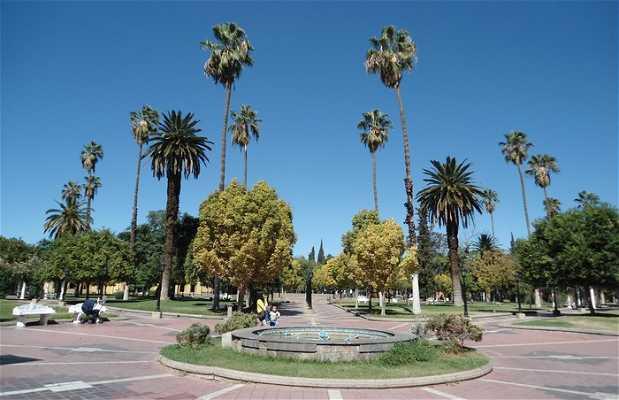Parque Pedro del Castillo