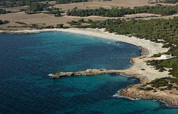 Es Caragol Beach