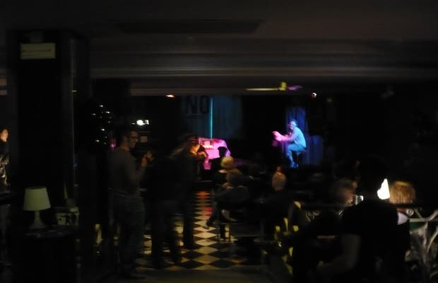 Café Teatro Llantiol