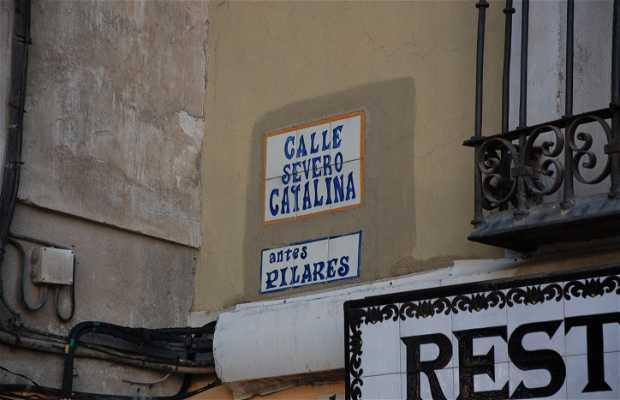 Calle Severo Catalina