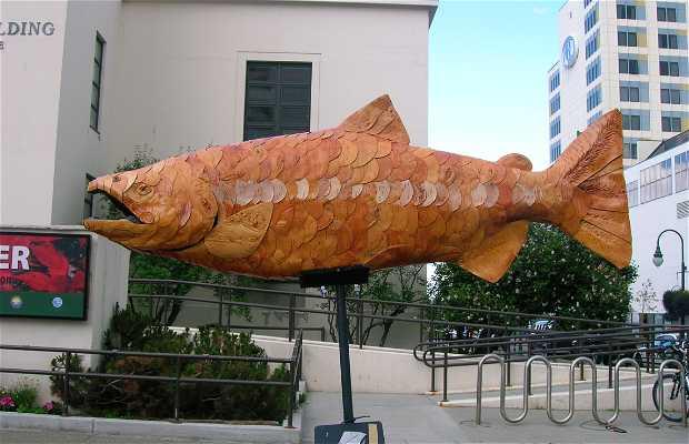 Salmon on Parade