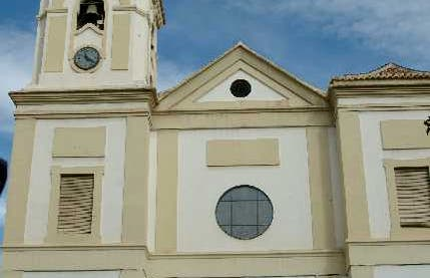 Chiesa di Nuestra Señora de las Angustias a Malaga