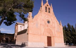Nuestra Señora De Gracia sanctuary
