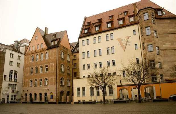 Klarissenplatz