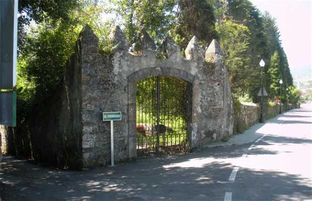 The Pedrouzo Road