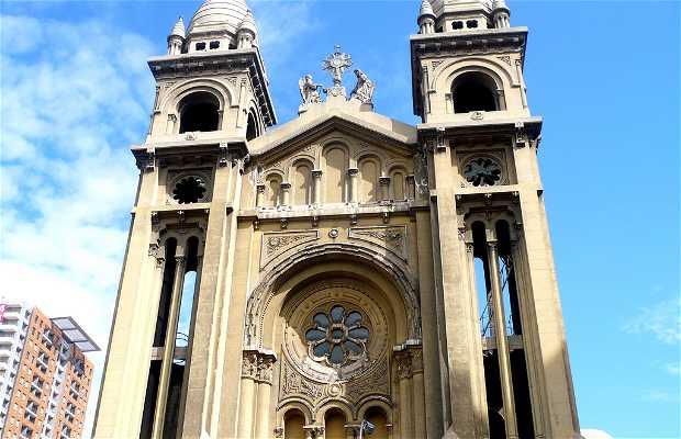 Igreja de Los Sacramentinos